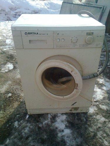 Ремонт старых стиральных машин своими руками
